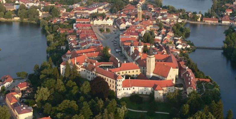 Za památkami UNESCO - Vysočina