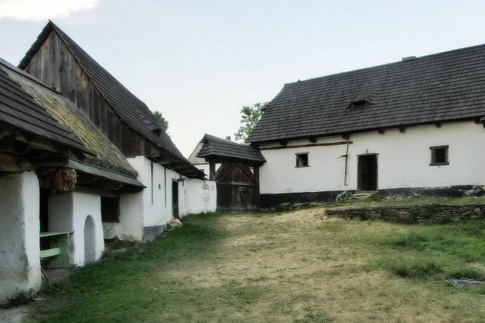 Selské muzeum Michalův statek