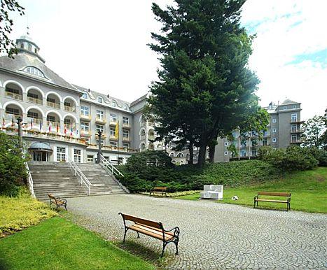 Lázeňský léčebný dům Priessnitz