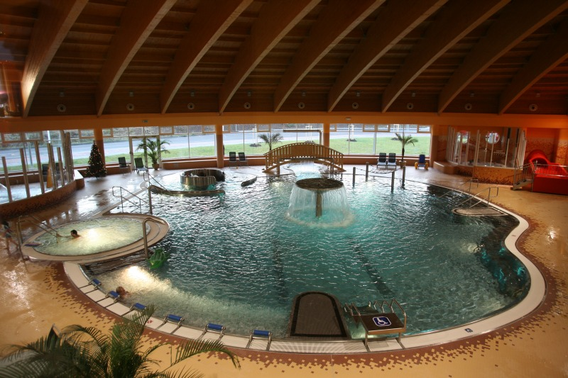 Krytý bazén Valašské Meziříčí