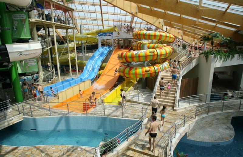 AquaPalace - Aquapark Čestlice