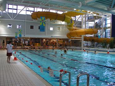 Aquapark - Aquacentrum Lagoon Letňany