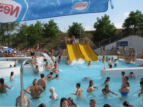 Aquapark Tábor