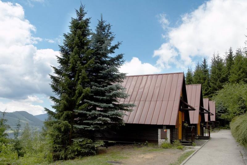 Wellness hotel a bungalovy Sepetná