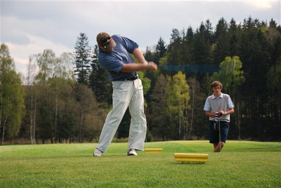 Golf Svobodné Hamry