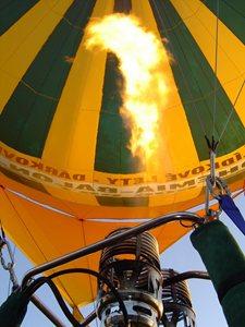 Vyhlídkové lety horkovzdušným balónem nad Prahou