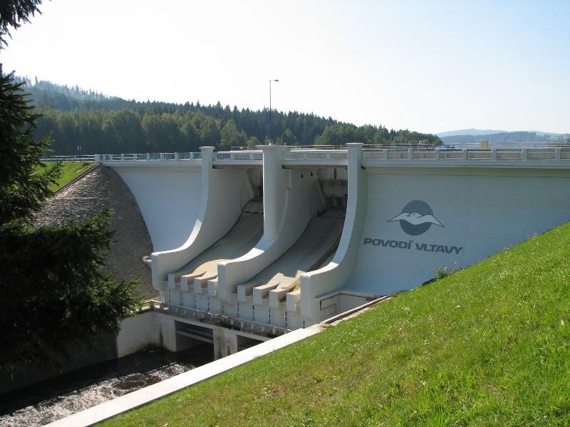 Vodní elektrárna Lipno
