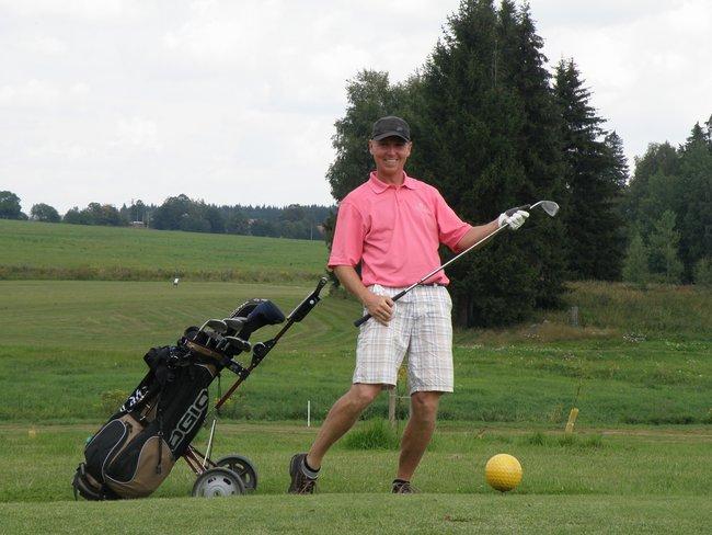 Golf Teplá