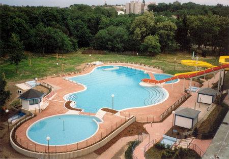 Aquapark - Plavecký areál Pardubice