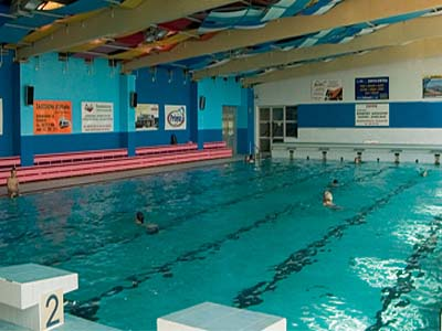 Aquapark - Aquacentrum Šumperk