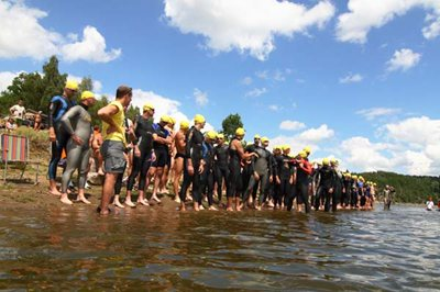 Sportovní kempy plavání, triatlon všude a pro všechny
