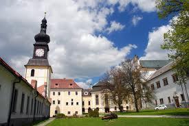 Zámek a klášter Žďár nad Sázav